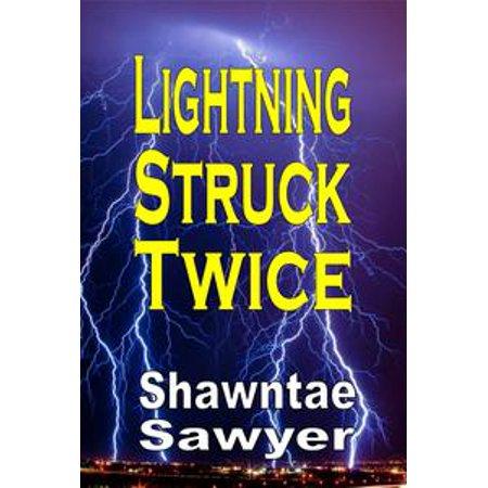 Lightning Struck Twice - eBook