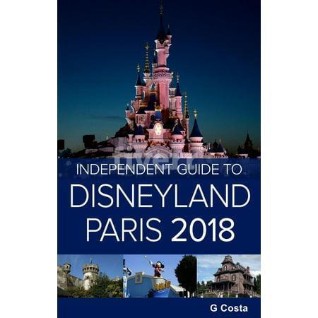 The Independent Guide to Disneyland Paris 2018 - eBook - Disneyland Paris Halloween Characters