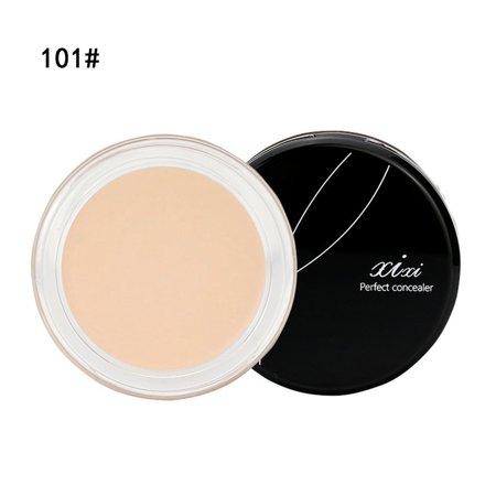 4 Colors Foundation Make Up Concealer Basis Face Glow Liquid Foundation Cream