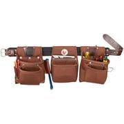Occidental Leather 8385 LG Black Belt Rough Framer Belt Set