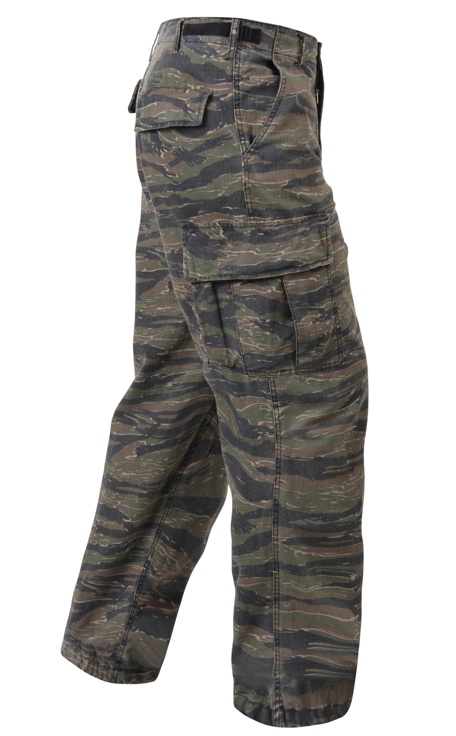 Vietnam Era Tiger Stripe Camo US Army Pants, Fatigues by Rothco