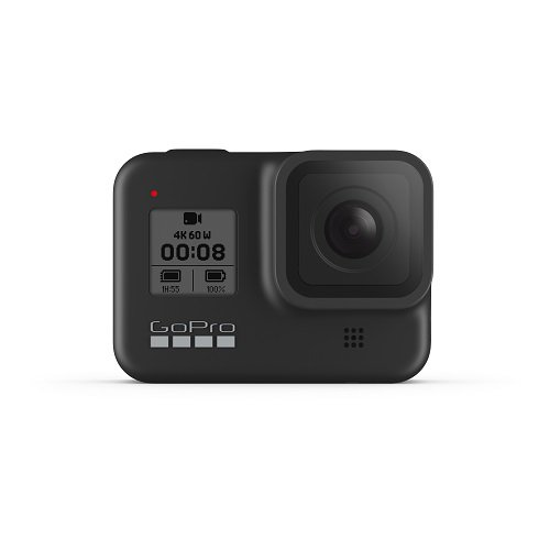GoPro HERO8 Black Live Streaming Action Camera