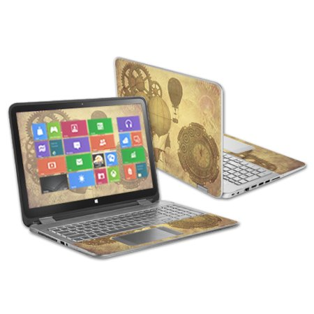 Skin Decal Wrap For Hp Pavilion X360 13 3  Touch  2014  Laptop Cover Steam Punk Paper