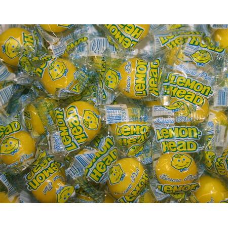 Lemonhead, Hard Candy, 27 Lb, 27 Ct