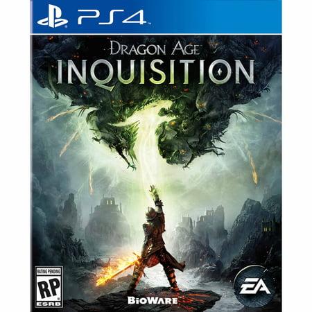 Dragon Age Inquisition  Ps4