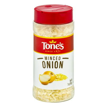 Tones: Minced Onion Spice, 7 oz