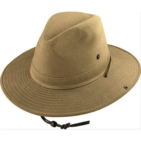 henschel men's aussie hat, khaki, (Henschel Olive)