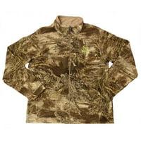 e3eecfbf7460e Product Image Men's Fleece Camo Full-Zip Jacket, Available in Multiple  Patterns