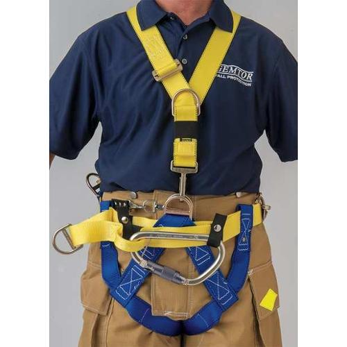 GEMTOR 543CH3-2S Class III Rescue Harness, 36 in.to 50 in.