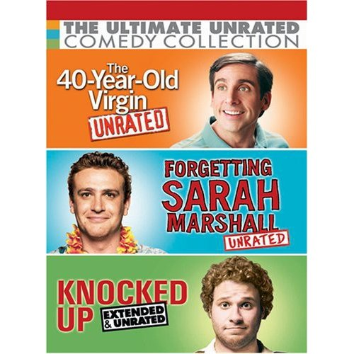 Ultimate Unrated Comedy Collection: Forgetting Sarah Mars...