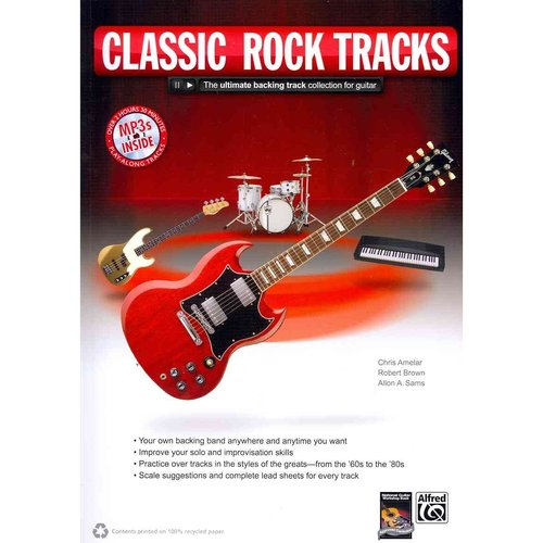 Classic Rock Tracks: The Ultimate Backing Track Collection for Guitar
