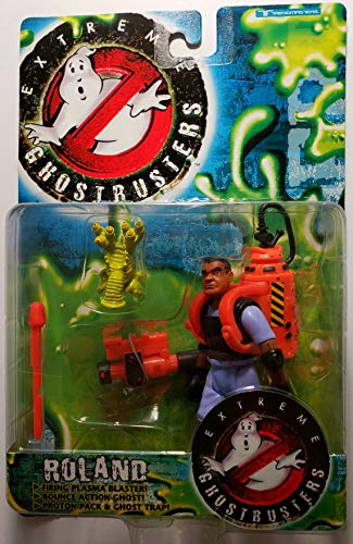 1997 Trendmasters Ghostbusters Roland Action Figure
