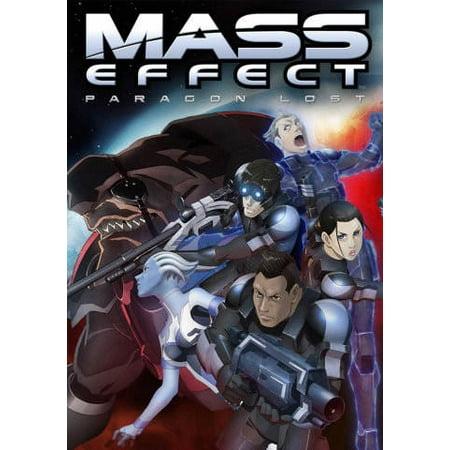 Paragon Effects (Mass Effect: Paragon Lost (Vudu Digital Video on Demand) )