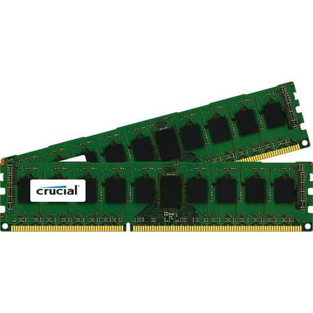 (16GB KIT 2X8GB PC3-12800 1600MHZ DDR3 240PIN DIMM ECC UNBUFF)