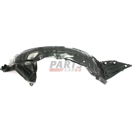 New Fender Liner Front Left Fits 2013 Nissan Altima NI1248131
