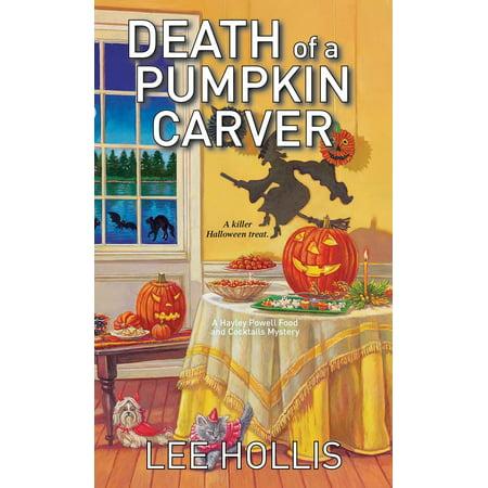 Death of a Pumpkin Carver - Libby Powell Halloween