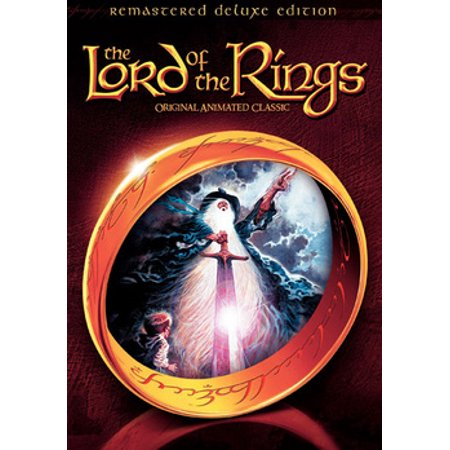 The Lord Of The Rings (DVD) (Lord Of The Rings Amazon Tv Show)
