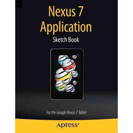Nexus 7 Application Sketch Book  For The Google Nexus 7 Tablet
