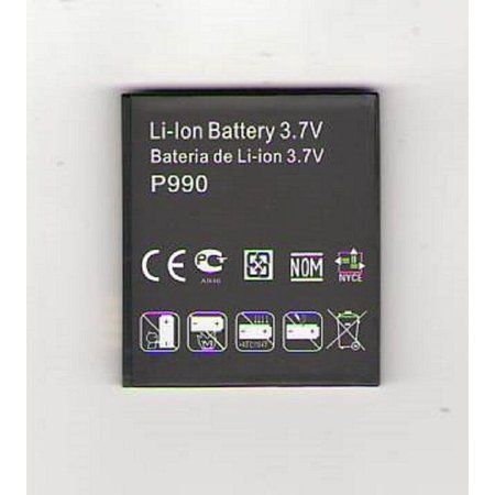 NEW BATTERY FOR LG P990 P999 G2X OPTIMUS 2X T-MOBILE (Tmobile G2x Battery)