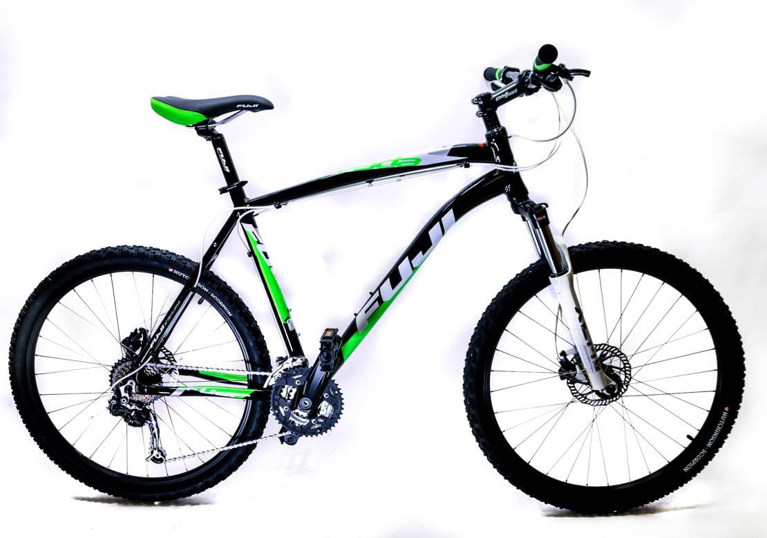 "Fuji 21"" Nevada 2.0 Hardtail Mountain Bike 26"" Shimano Alivio Deore 9 spd New by"