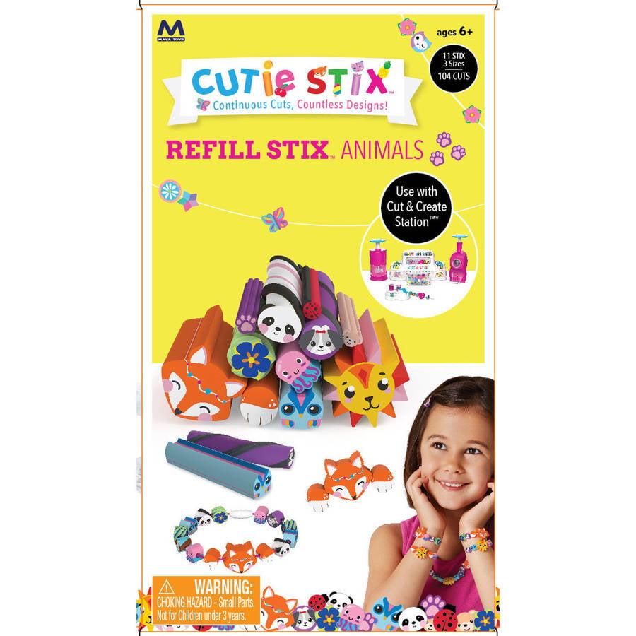 Animals Cutie Stix Refill
