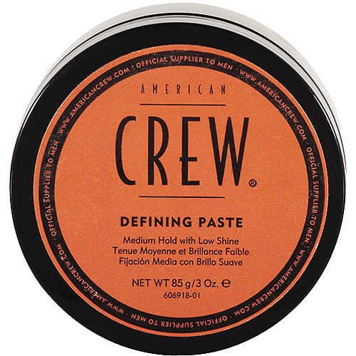 American Crew Defining Medium Hold Paste, 3 oz