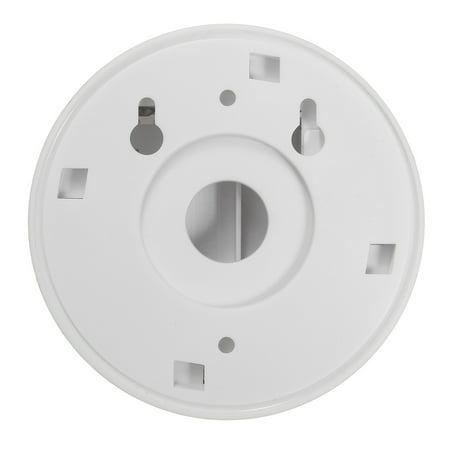 2 In 1 Battery Operated LCD Carbon Monoxide & Smoke Alarm / CO Carbon Monoxide Detector Fire Sensor Alarm Sound Combo Sensor Tester with Digital Display - image 10 of 10