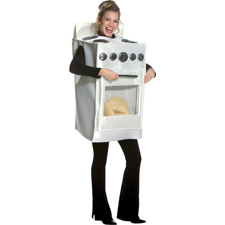 Bun in Oven Adult Halloween Costume - One Size - Bun In The Oven Costume Halloween