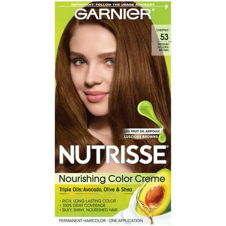 Garnier Hair Color Light Golden Brown