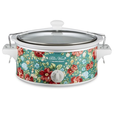 Pioneer Woman 6 Quart Portable Slow Cooker as low as $19.99 **3 Patterns**