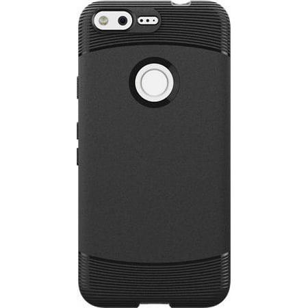 huge discount f0d32 77ea6 Verizon Matte Silicone Case for Google Pixel - Black