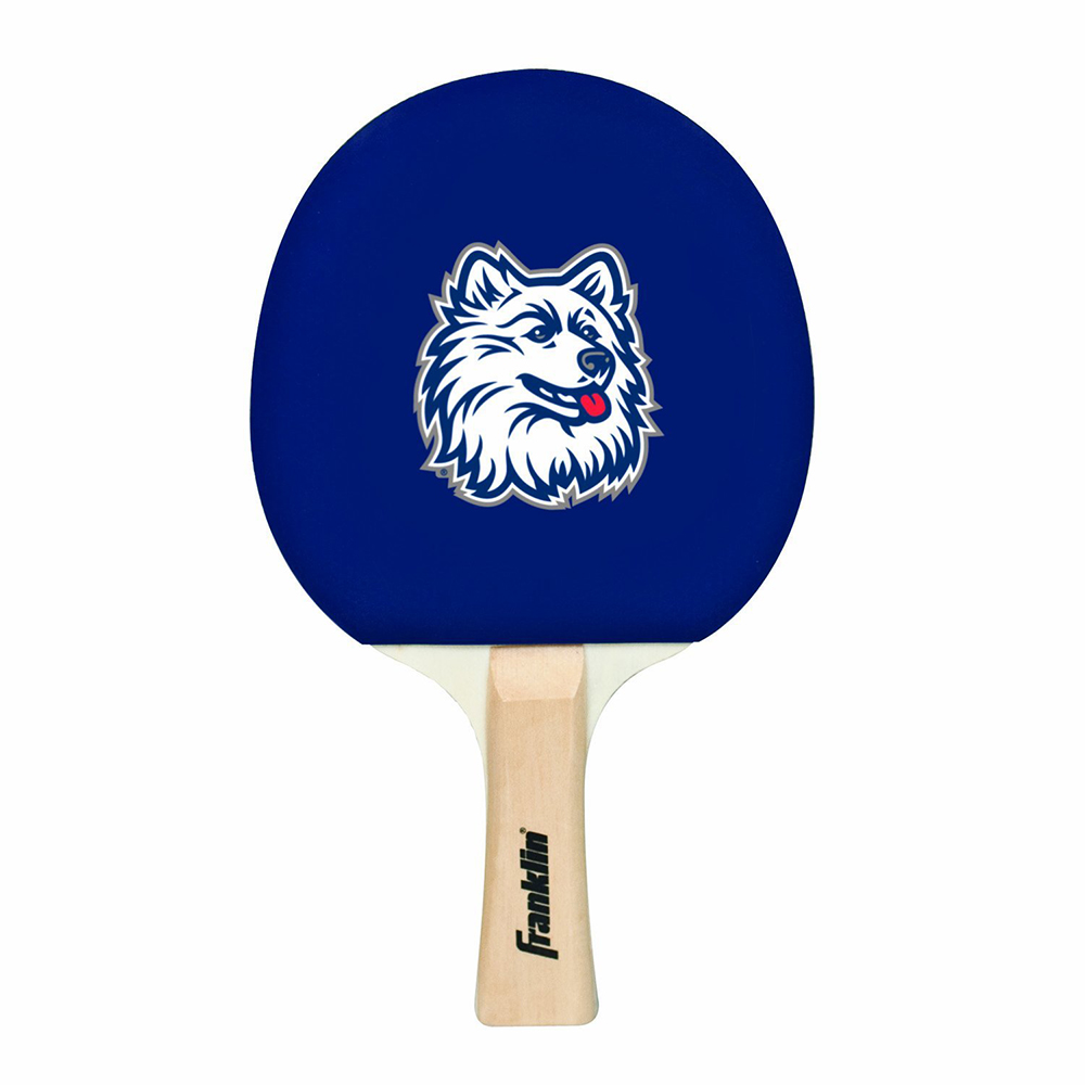 Franklin Sports FRA-15621F-21 Connecticut Huskies Ncaa Tennis Paddle (2 Paddles)