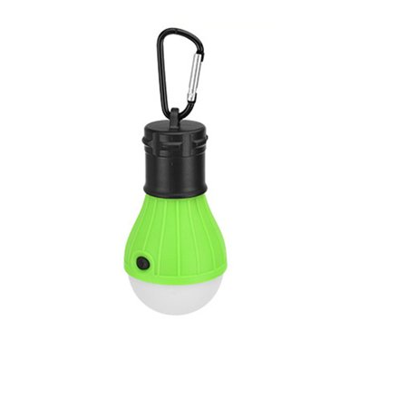 3LED Waterproof Camping Lamp with Buckle Emergency Light Barbecue Lamp for Outdoor