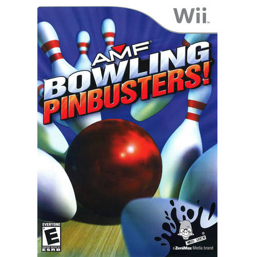 Amf Bowling Pinbusters (Wii) - Pre-Owned
