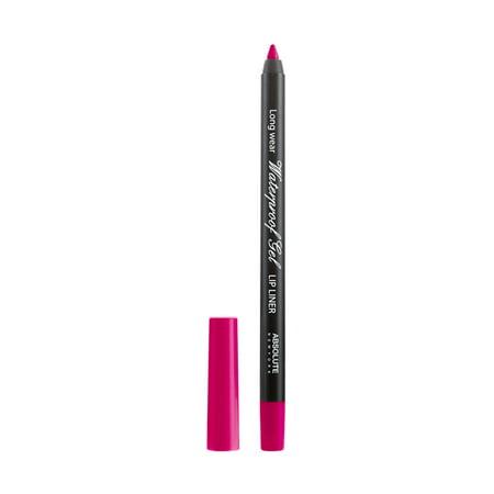 (3 Pack) ABSOLUTE Waterproof Gel Eye & Lip Liner - Cherry - image 1 of 1