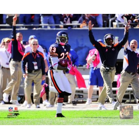 - Devin Hester NFL Record 11th Punt Return Touchdowns 2011 Action Photo Print