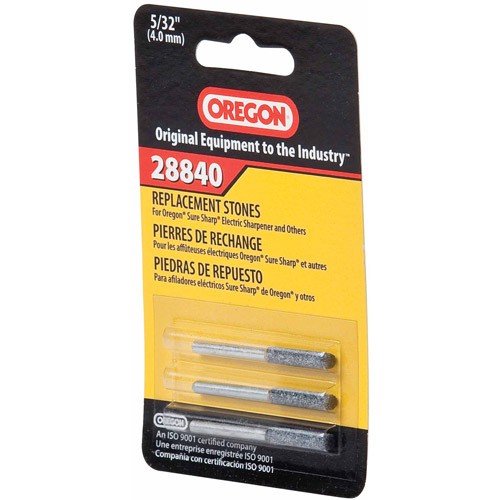 "Oregon Chain 28840 5/32"" Electric Sure Sharp Replacement Sharpening Stones"