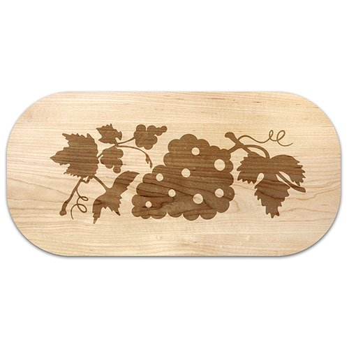 Martins Homewares The Vineyard Grape Cluster Serving Board