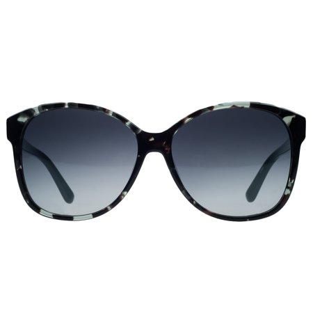 Lacoste L701/S 466 Petrol Havana Rectangle (Lacoste Ladies Sunglasses)