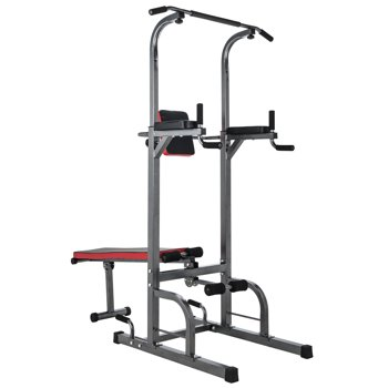 Power Tower with Push Up Home Fitness Machine