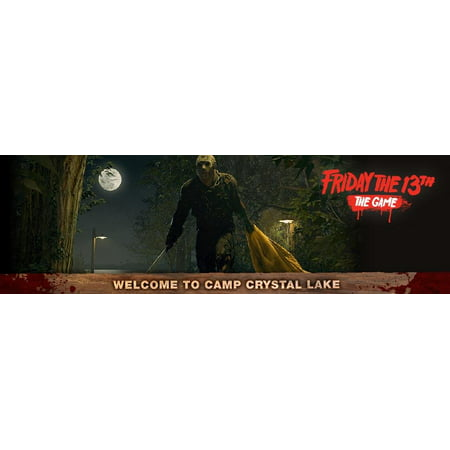 Best Friday The 13th: The Game for PlayStation 4 deal
