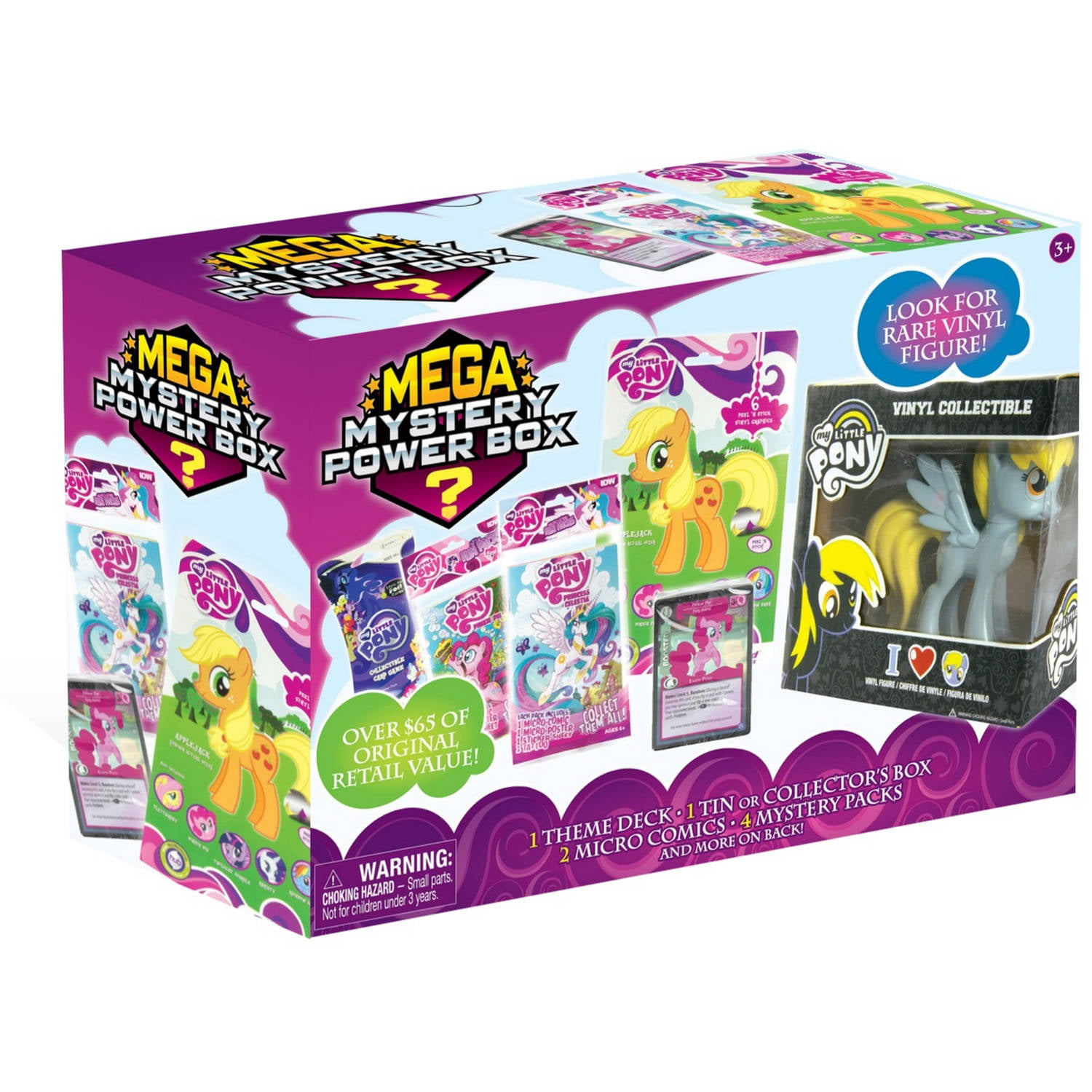 MY LITTLE PONY SCHOOL OF FRIENDSHIP STARTER PACK /& 26 STICKERS 10 EXTRA PACKS