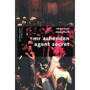 Mr. Ashenden agent secret - eBook