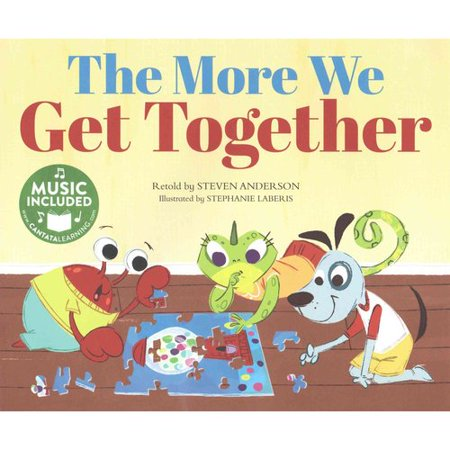 The More We Get Together  Includes Website For Music Download