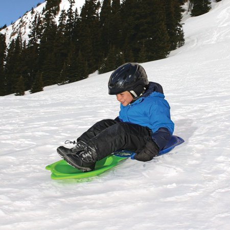 Airhead Zig-Zag Steerable Snow Sled - image 1 of 2