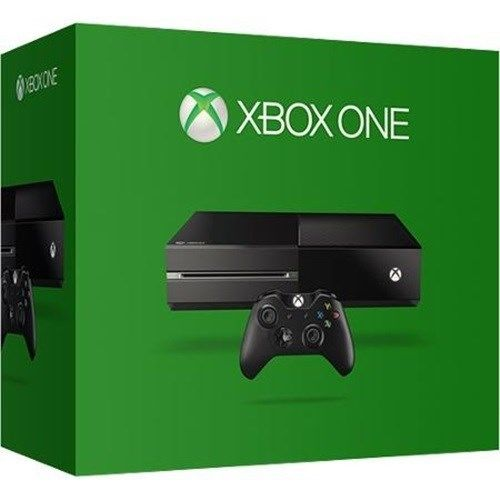 Xbox One 500GB Gaming Console - MATTE BLACK EDITION (Certified Refurbished)