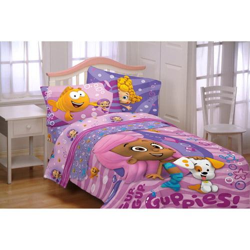 Bubble Guppies Fun Guppies Reversible Comforter