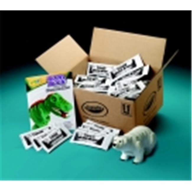 Crayola Model Magic Non-Toxic Modeling Dough Classpack 1 Oz. Packet, White, Pack - 75
