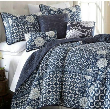 Colonial Textiles Sanctuary Zion 6 Piece Quilt Set