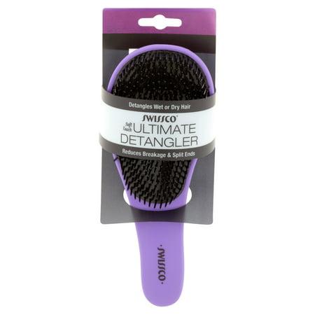 Swissco Ultimate Detangler Soft Touch Hair Brush